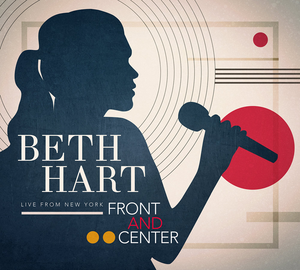 <h5>Beth Hart<br>Live From New York<br>Front And Center</h5>