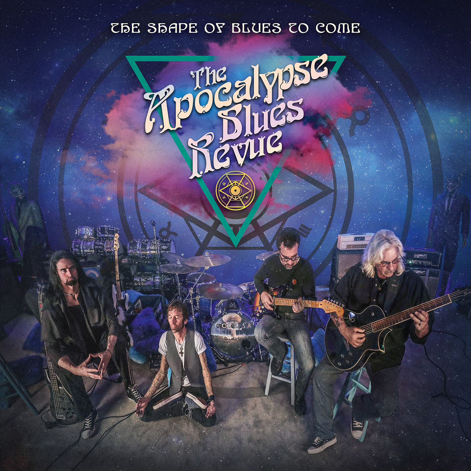 <h5>The Apocalypse Blues Revue<br>The Shape Of Blues To Come</h5>